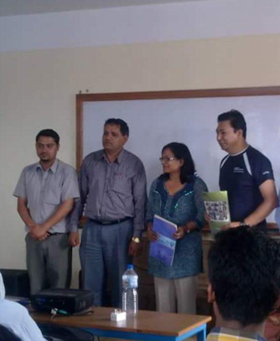 MOU With Microsoft Nepal